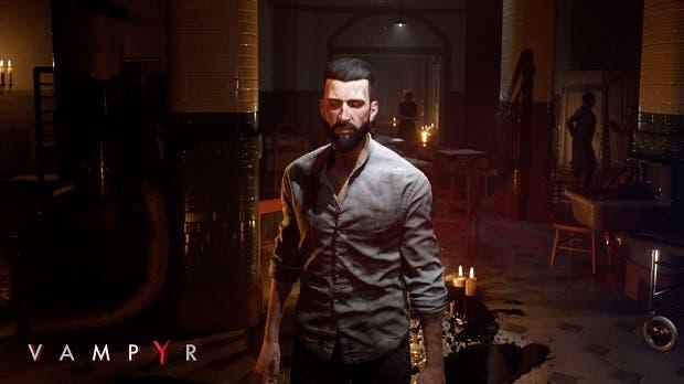 El nuevo gameplay de Vampyr nos lleva a las raíces del vampirismo 1