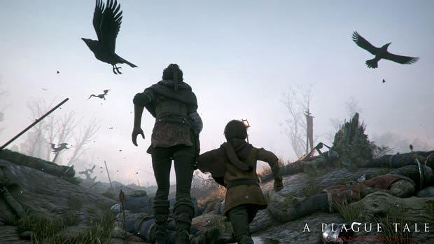 Desvelado el primer gameplay de A Plague Tale: Innocence 1