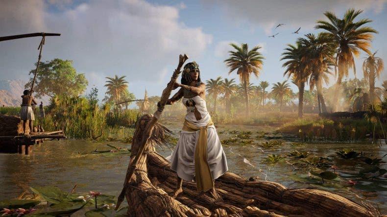 El Discovery Tour llega mañana a Assassin's Creed Origins junto a otras novedades 1