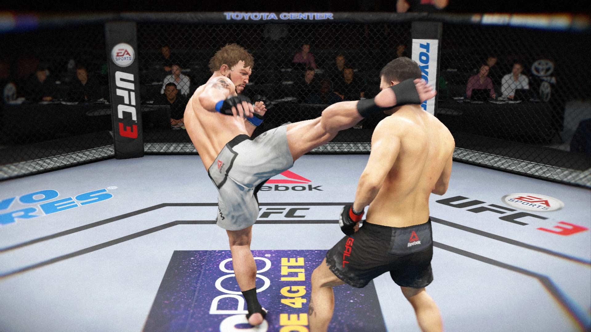 Análisis de EA Sports UFC 3 - Xbox One 2