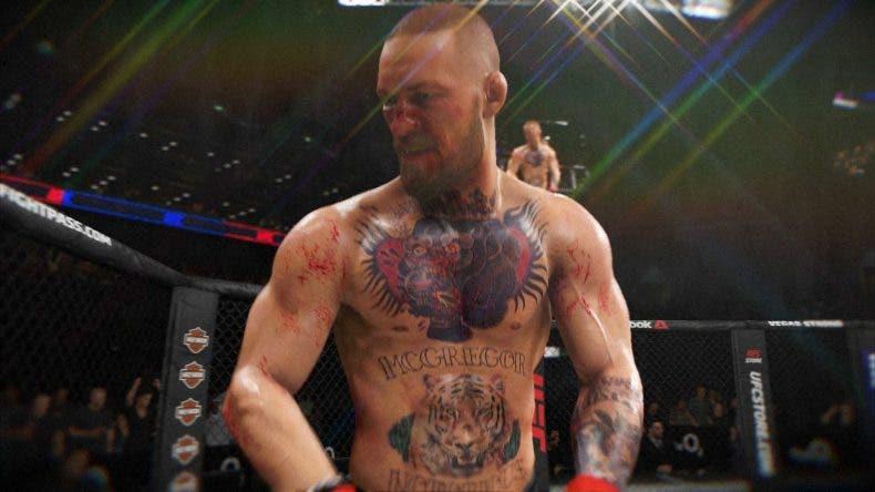 UFC 3 llega de manera gratuita a EA Access 1