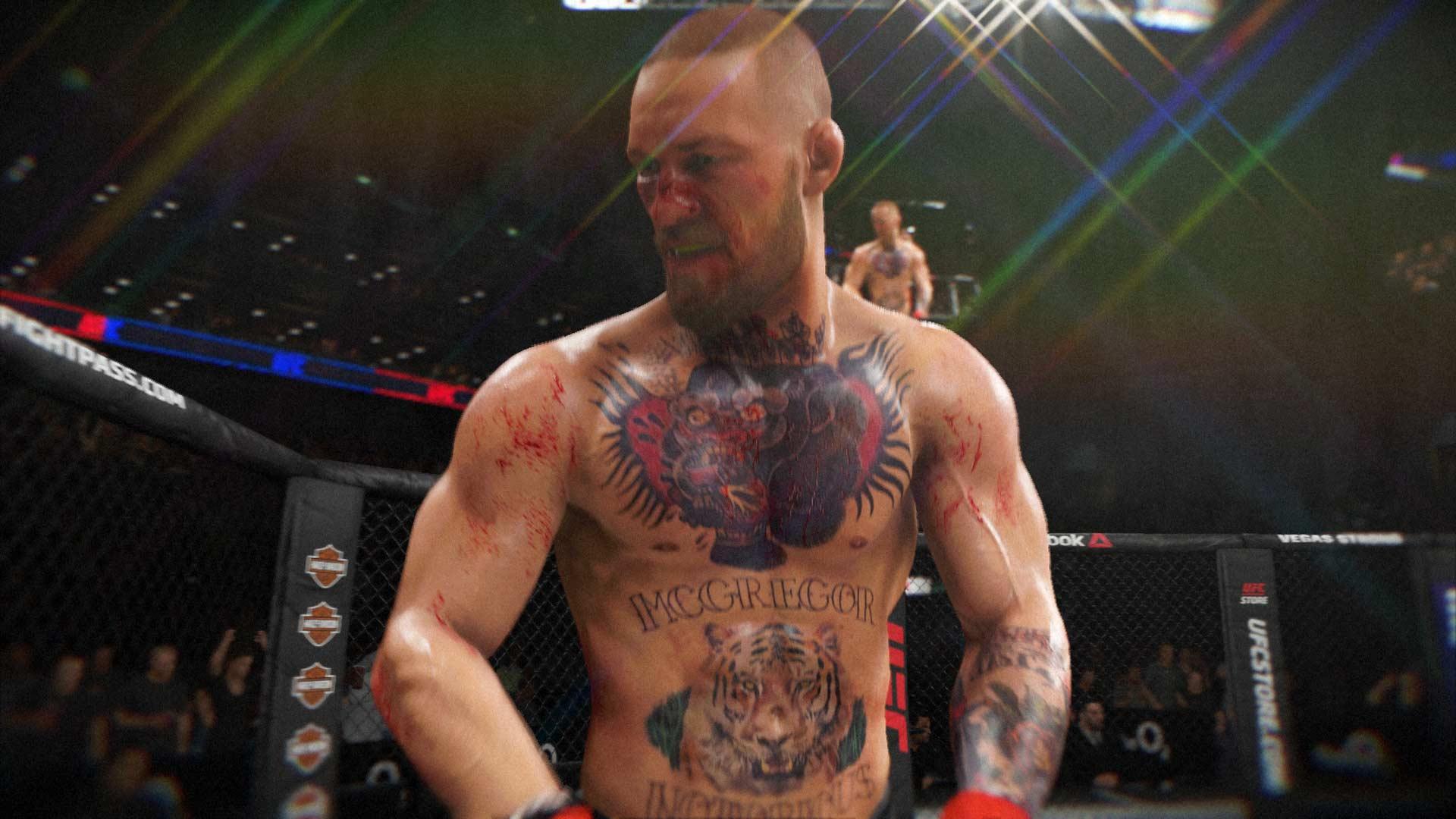 Análisis de EA Sports UFC 3 - Xbox One 3