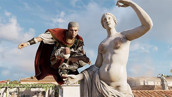 Así es la censura del modo Discovery Tour de Assassin's Creed Origins 4