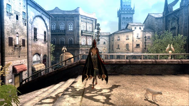 Retro análisis de Bayonetta - Xbox One 2