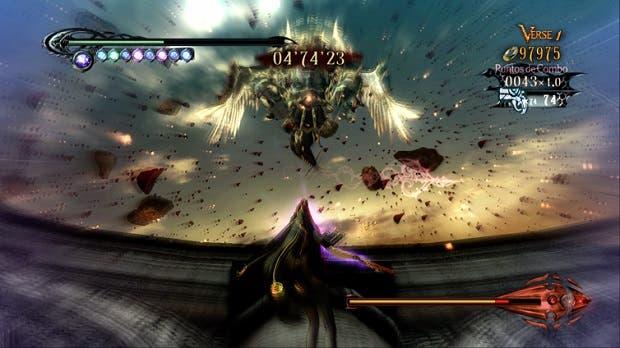 Retro análisis de Bayonetta - Xbox One 5