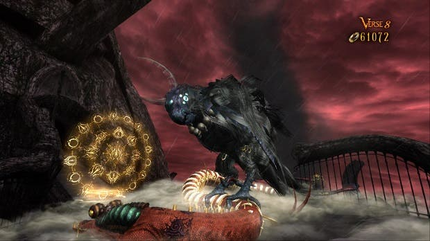 Retro análisis de Bayonetta - Xbox One 6