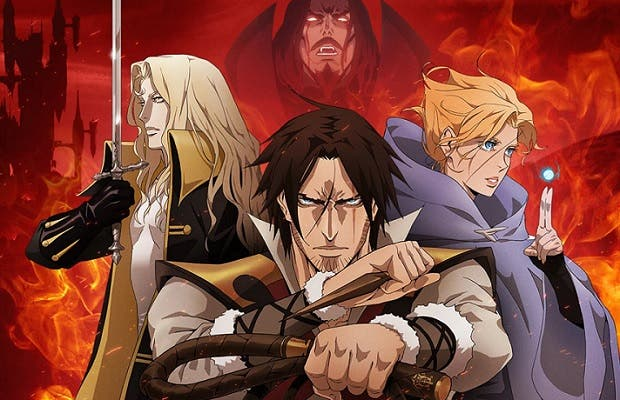 El equipo del anime Castlevania de Netflix busca diseñadores 1