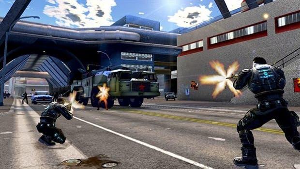 El Crackdown original de Xbox 360 disponible gratis en la store 1