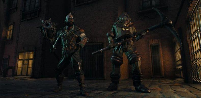 Egress es la mezcla entre PUBG y Dark Souls 1