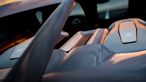 Forza Motorsport 7 recibe el Bugatti Chiron, nuevos coches y más en su última actualización 1