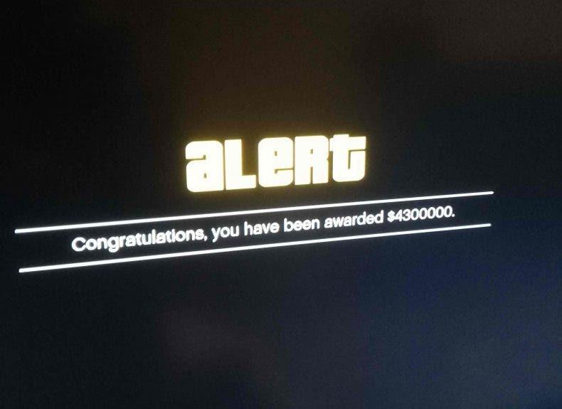 Rockstar la vuelve a liar con el dinero en GTA Online 1