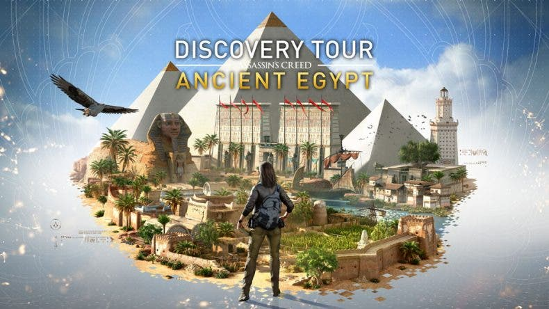 Nuevos detalles del modo Discovery Tour de Assassin's Creed: Origins 1