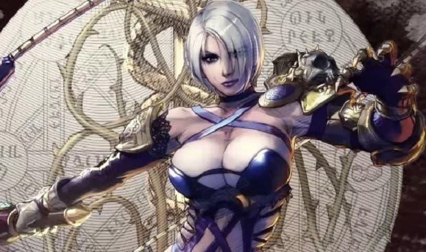 Ivy y Zasalamel también regresarán a Soul Calibur VI 1