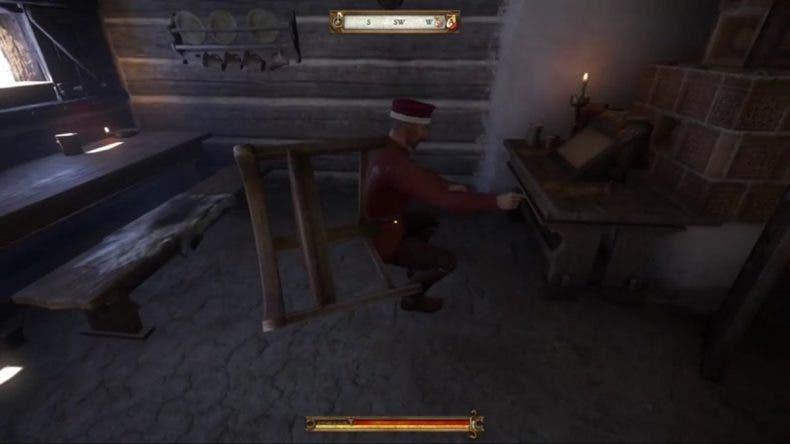 Los bugs más graciosos de Kingdom Come Deliverance 1