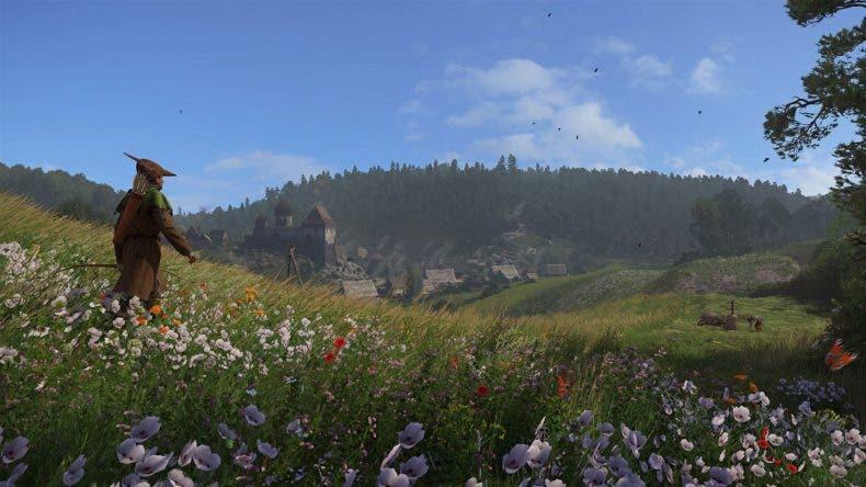 Primera comparativa de Kingdom Come Deliverance entre Xbox One X, PS4 Pro y PC 1