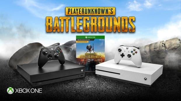 Vuelve el pack de Xbox One X y PUBG por tiempo limitado 1