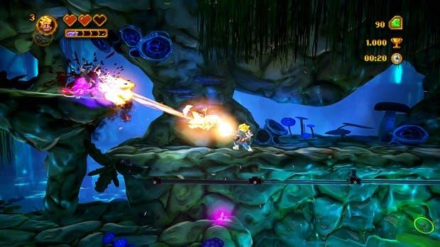Análisis de Rad Rodgers - Xbox One 7