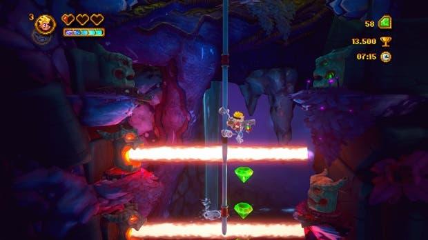 Análisis de Rad Rodgers - Xbox One 6