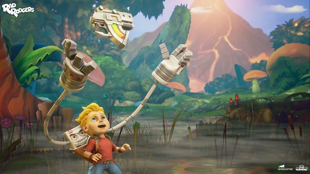 Análisis de Rad Rodgers - Xbox One 1