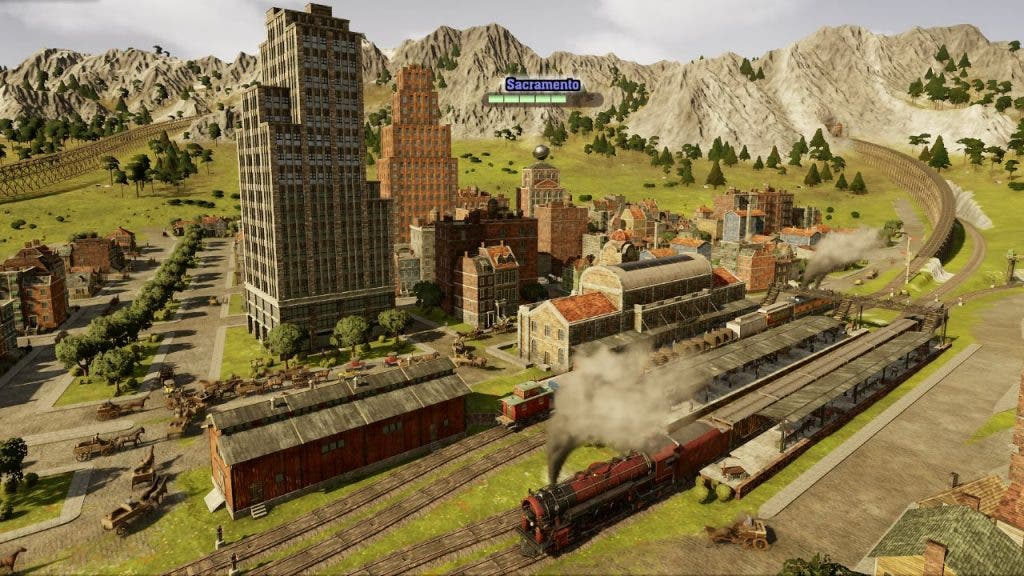 Análisis de Railway Empire - Xbox One 1