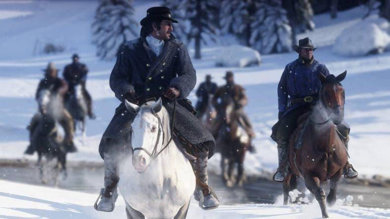 Take-Two afirma que Red Dead Redemption 2 no se retrasará más 1