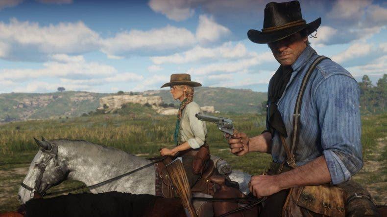 Se descubre un nuevo objeto de Red Dead Redemption 2 en GTA Online 1