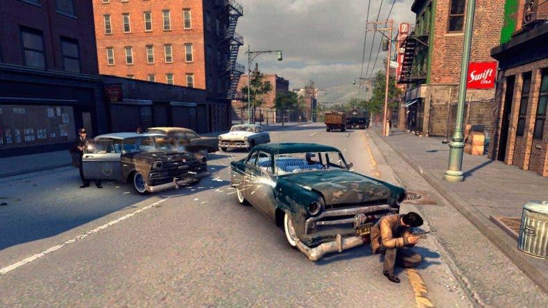 Así rinde Mafia II en Xbox One X gracias a la retro 1