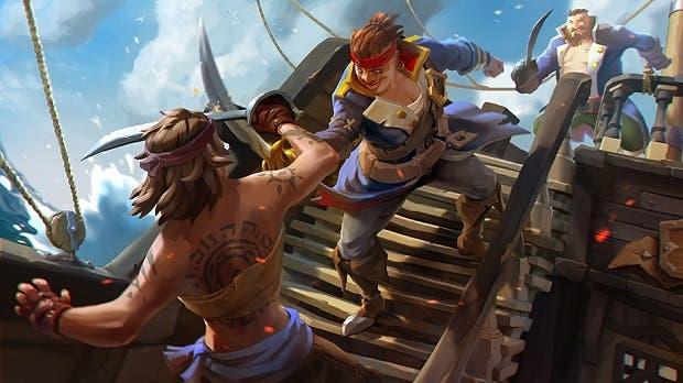 La beta de Sea of Thieves es un éxito con más de 300.000 jugadores 1