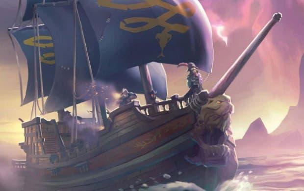 Sea of Thieves llevará la potencia de Xbox One X al límite 1