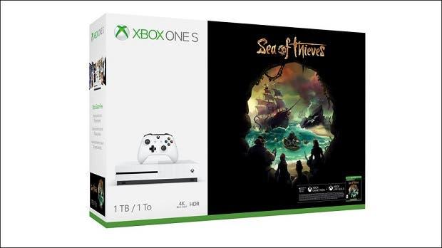Ya podéis reservar el bundle de Sea of Thieves y Xbox One S 1