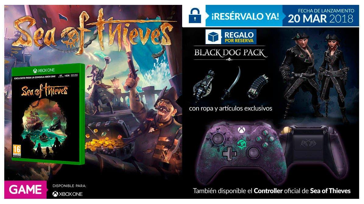 Detallados los incentivos de reserva de Sea of Thieves en GAME 2