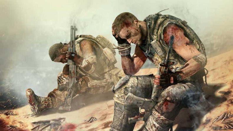 Gameplay de Spec Ops the Line en Xbox One gracias a la retro 1