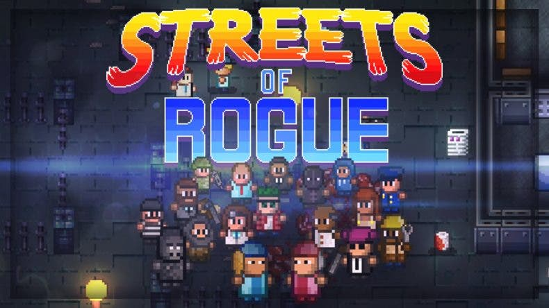 Streets of Rogue confirma su llegada a Xbox One 1