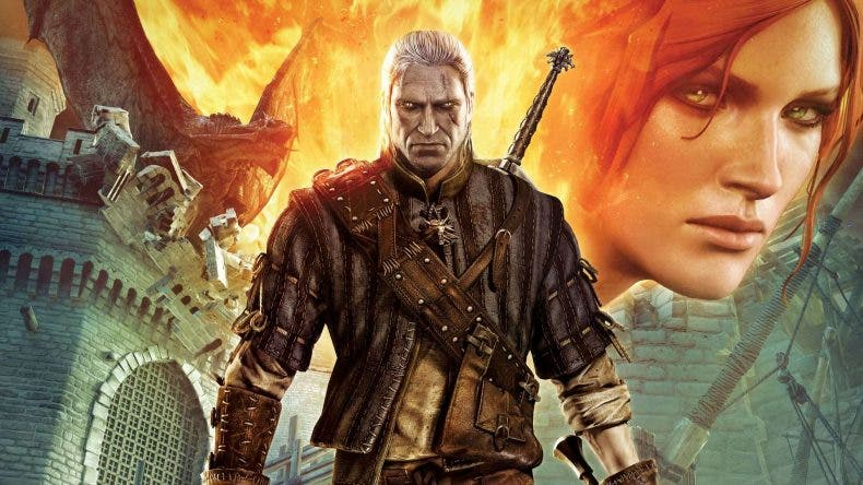 The Witcher 2 y tres juegos más llegan mejorados en Xbox One X 1