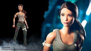 Mattel lanza una Barbie inspirada en el reboot de Tomb Raider 7