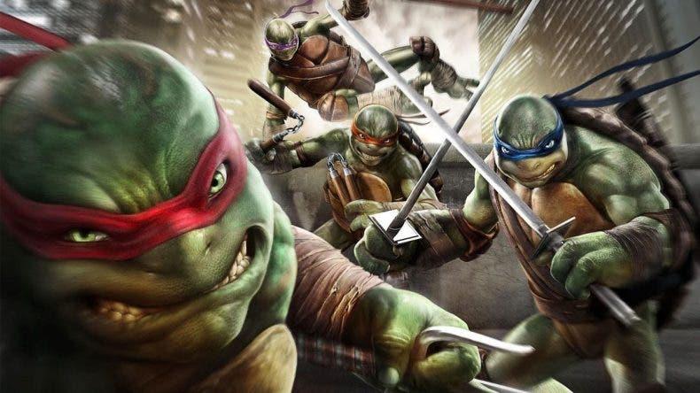 Así de bien lucen las Tortugas Ninja en Injustice 2 1