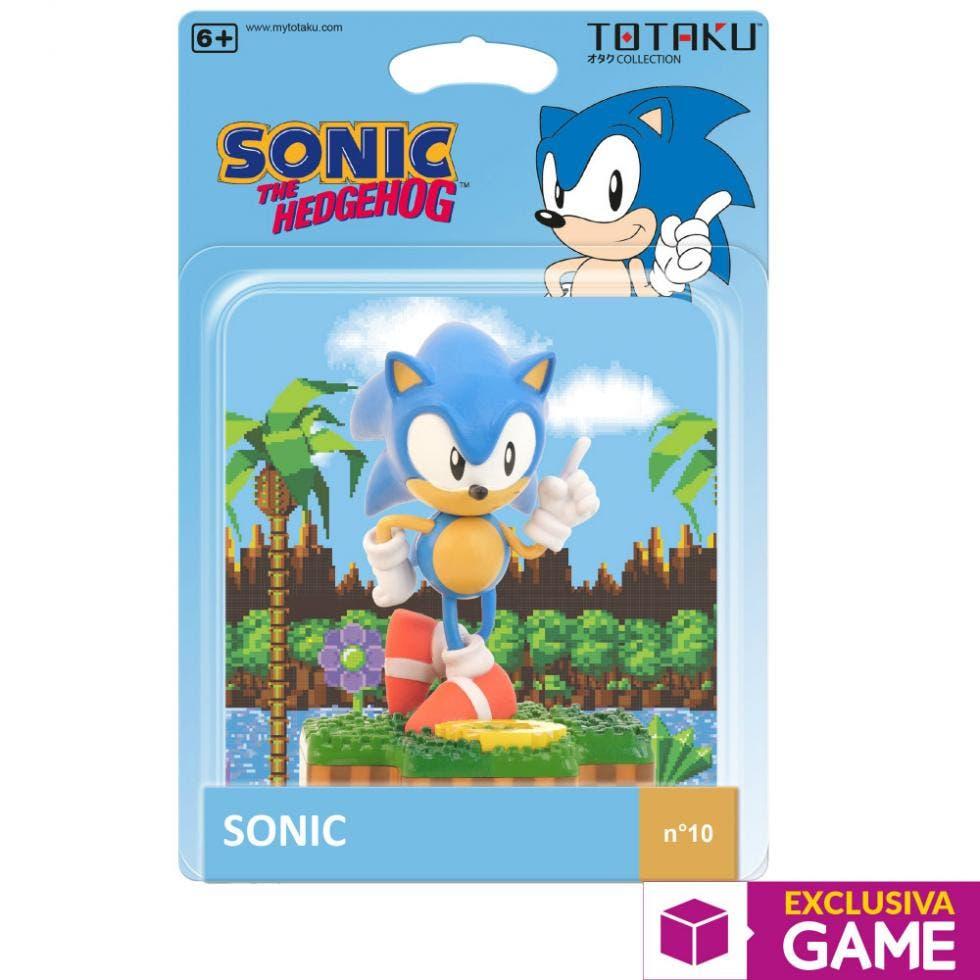 Así son las figuras Totaku de Sonic y Sea of Thieves de GAME 2