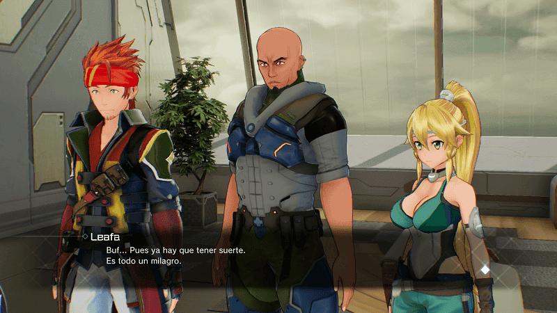 Análisis de Sword Art Online: Fatal Bullet - Xbox One 3
