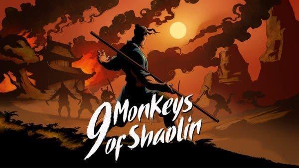 Anunciado un nuevo Beat 'Em Up llamado 9 Monkeys of Shaolin 1