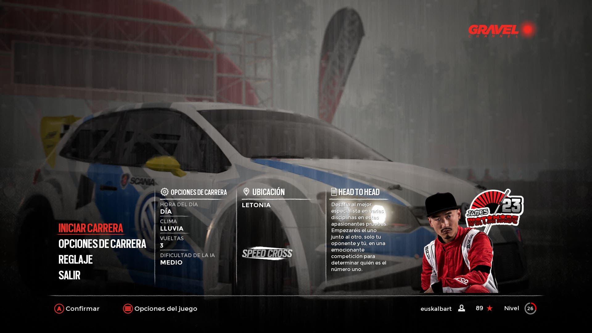 Análisis de Gravel - Xbox One 8