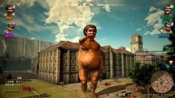 Toma el control de un titan en el nuevo modo de juego de Attack on Titan 2 12