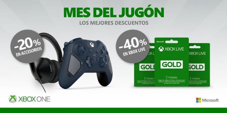 Más ofertas por el Mes del Jugón en Xbox One 1