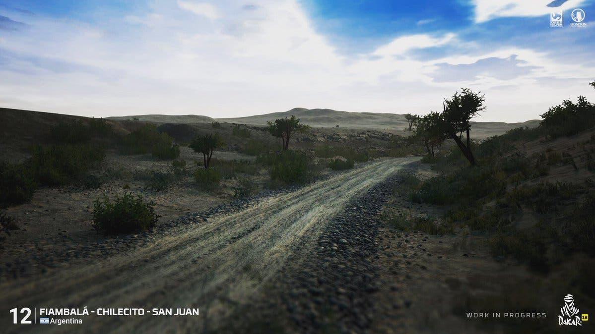 Supervivencia al volante, así se muestra Dakar 18 en este extenso gameplay 2