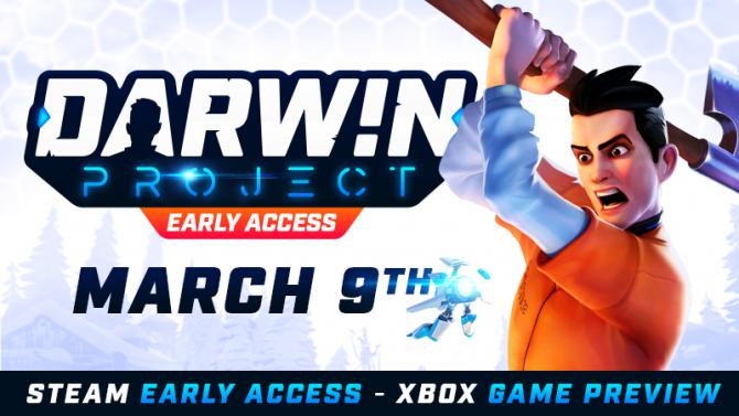 Fecha de lanzamiento de Darwin Project en Xbox Game Preview 2