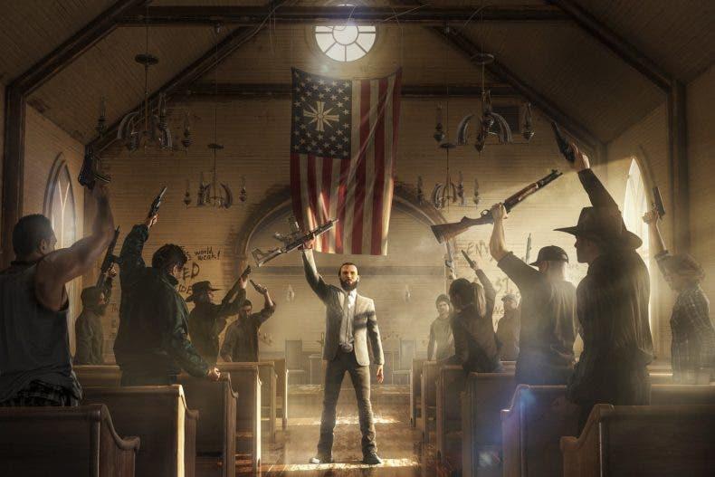 Comparativa de rendimiento de Far Cry 5 entre Xbox One X y PS4 Pro 1