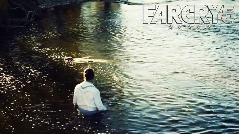Conoce el pasado del villano de Far Cry 5 con este trailer live action 1