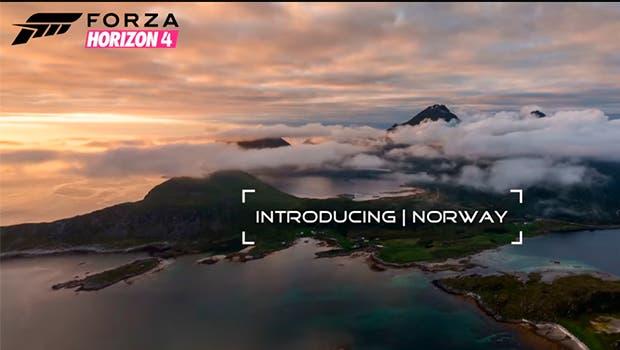 ¿Forza Horizon 4 en Noruega? Unos fans lo sugieren en un trailer 1