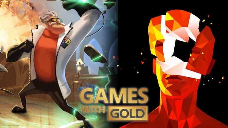 SUPERHOT y Quantum Conundrum disponibles gratis, vía Games with Gold 1
