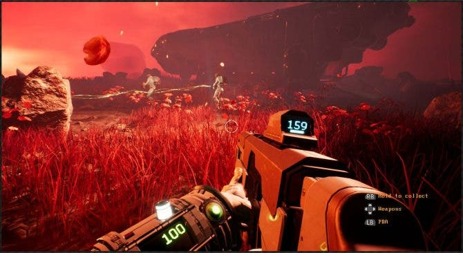 El shooter Genesis Alpha One descubre la exploración en un nuevo gameplay 1