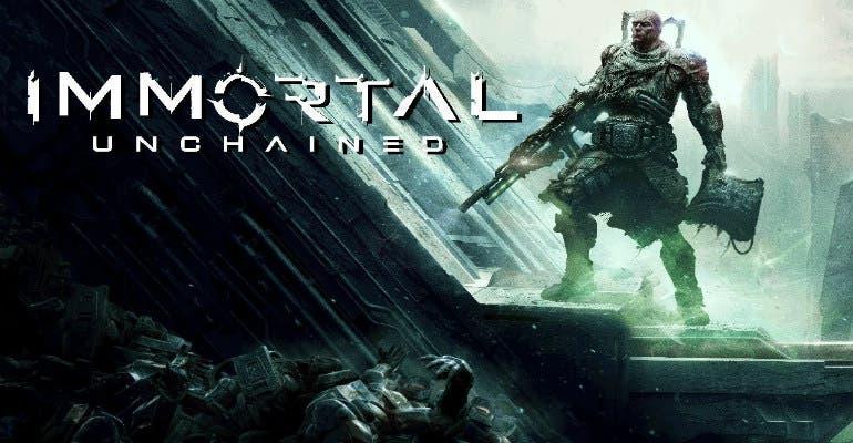 Descubre el gameplay de Immortal: Unchained en su nuevo trailer 1